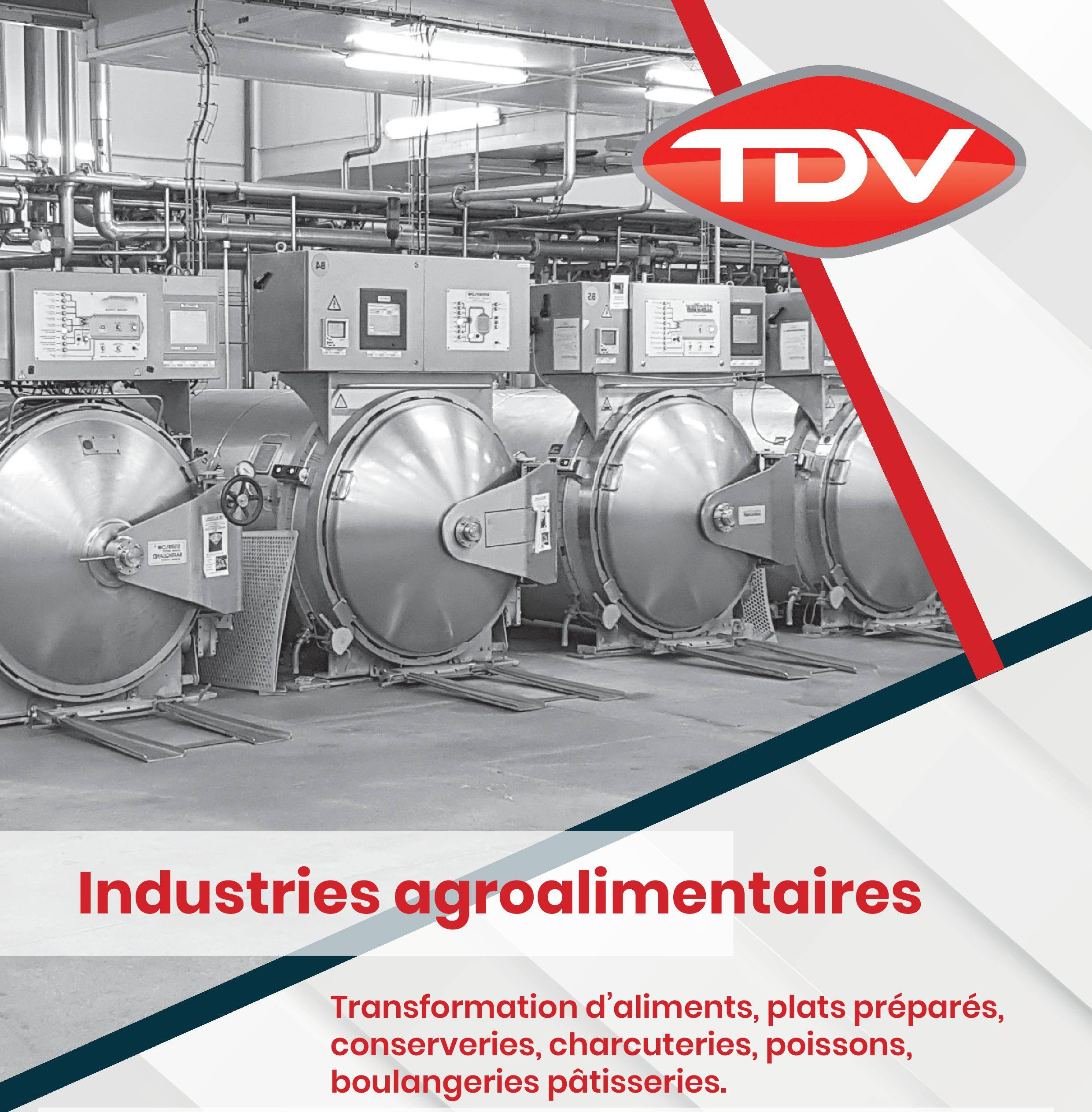 INDUSTRIE AGRO ALIMENTAIRE CATEGORIE_